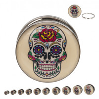 Skull Screwfit Plugs - Plugs - Jewelry Online Store