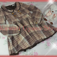 Liz Lisa Plaid Flannel Dress
