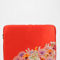 Urban Outfitters - Deena & Ozzy Embroidered Laptop Case