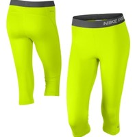 Nike Women's Pro Core Compression Capris | DICK'S Sporting Goods