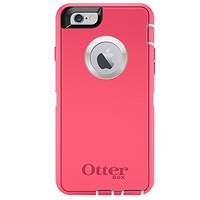 OtterBox iPhone 6 Case-Defender Series, Neon Rose (Whisper White/Blaze Pink)-Carrying Case: Amazon.ca: Cell Phones & Accessories