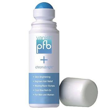 PFB Vanish-Chromabright-Skin Lightning /Whitening - Skin Bleaching Cream For Body Bikini UnderArms Acne Spot -Two Products in One for Ingrown Hair & Razor Bumps- Men & Women