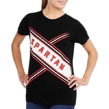 "Saturday Night Live SNL ""SPARTAN CHEERLEADER"" Costume T-Shirt 100% Authentic"