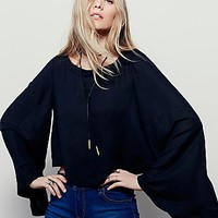 Free People Womens Stars Aligned Top