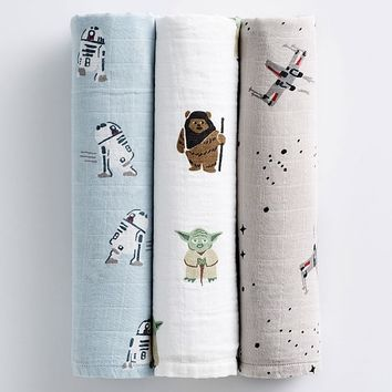 Star Wars™ Muslin Swaddle Set