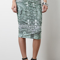 Count The Cash Skirt