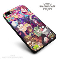 gravity falls case cover for iphone, ipod, ipad and galaxy series