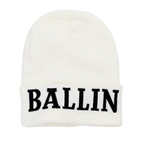 With Love From CA Ballin Beanie at PacSun.com