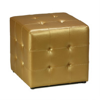 Cortesi Home Apollo Cube Ottoman | Wayfair