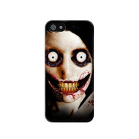 P1344 Jeff the Killer Case Cover For IPHONE 5/5S