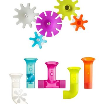 Cogs Water Gears & Pipe-Building Bath Toy Set