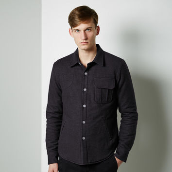 Quilted Shirt Jacket by Band of Outsiders