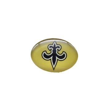 Snap Button 18mmX25mm New Orleans Saints Charms Snaps Bracelet for Women Men Football Fans Gift Paty Birthday Fashion 2017