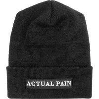An item from Actualpain.myshopify.com