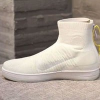 "Nike Air Force One ""White"" Hight TOP Sneaker"