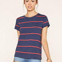 Striped Tee | Forever 21 - 2000160476