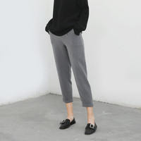 Casual Autumn Women's Fashion Korean Simple Design Pants [9022841607]