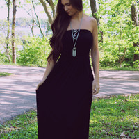 Seize the Day Maxi - Black