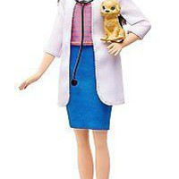 Barbie Career Pet Vet Doll Series 2