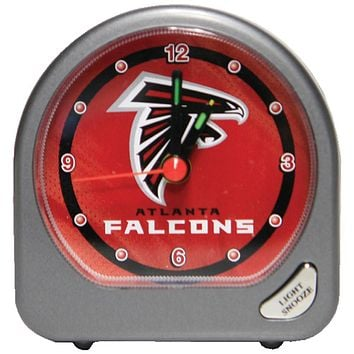 Atlanta Falcons - Logo Alarm Clock