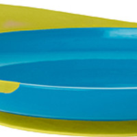 Catch Plate, Toddler plate with spill catcher - Boon Inc.