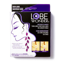 Lobe Wonder Earring Support Patches Set of 60