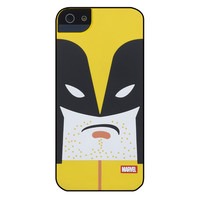 Marvel Comic Face Case for iPhone 5 /5s /SE - Wolverine