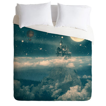 Belle13 The Way Home Duvet Cover