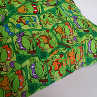 Teenage Mutant Ninja Turtles personalized Pillowcase