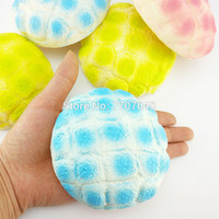 Kawaii Soft Squishy Colorful Pineapple Hand Pillow Cute Toys Bread Scented Decorations 1 PCS