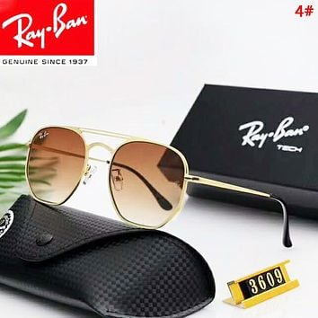 Ran Ban Fashion New Polarized Women Men Sun Protection Glasses Eyeglasses 4#