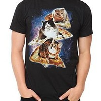 Cat Pizza T-Shirt - 942492