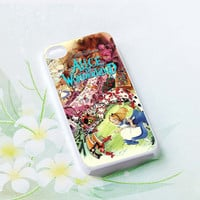 Alice in wonderland Hard plastic case iphone 4,4s,5,samsung s3 i9300,samsung s4 i9500