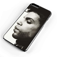 Half Face Prince Purple Rain iPhone Case and Samsung Galaxy Case