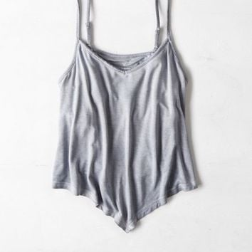 AEO Women's Soft & Sexy Swing Cami (Grey)