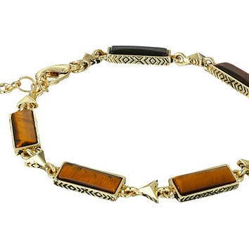 House of Harlow 1960 Clear Creek Bracelet Gold - Zappos.com Free Shipping BOTH Ways