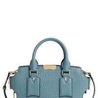 Burberry 'Small Clifton' Signature Grain Leather Tote   Nordstrom