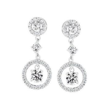 Dew Drops Earrings (pack of 1 EA)