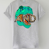 ANDCLOTHING — AND Eaten Alive Tee