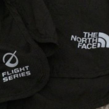 Sale!! Vintage The North Face Flight Series sportswear running black nylon shorts size