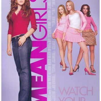 Mean Girls 27x40 Movie Poster (2004)