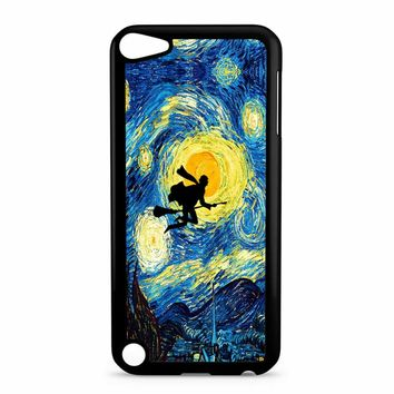Starry Night Harry Potter iPod Touch 5 Case