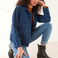 BDG Denim Chore Jacket - Urban Outfitters