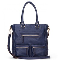 Sole Society Dacia Double Pocket Tote