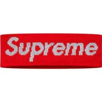 Supreme 3m Headband - Red