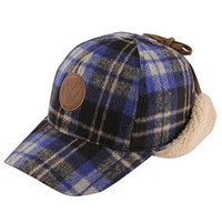 Genuine Volkswagen VW Trapper Hunter Winter Hunting Cap Bomber Aviator Hat with Ear Flaps