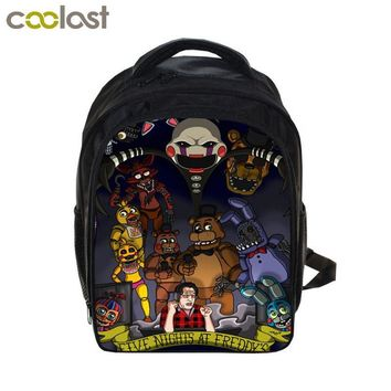 Kids  At Backpacks Anime  Backpack Boys Girls School Bags Children Book Bag Daily Backpack Best Gift Bag