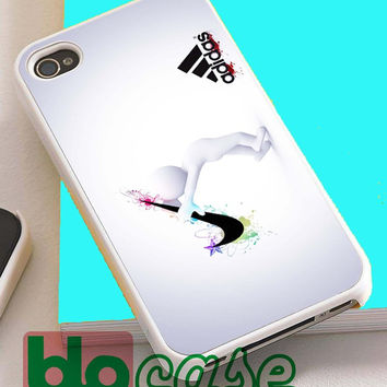 Nike Vs Adidas For Iphone 4/4s, iPhone 5/5s, iPhone 5C, iphone 6, and iPhone 6 Plus Case