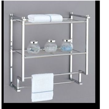 Wall Mounted Towel Racks - TowelRACKED.com