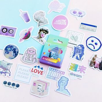 Vaporwave Aesthetic Stickers